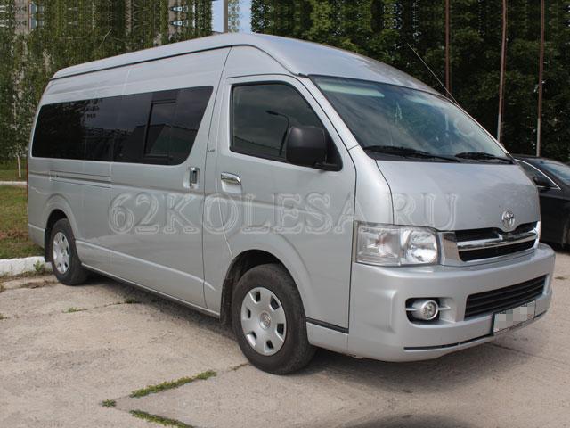 Микроавтобус 18 мест (Белый)