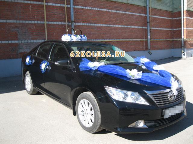 Свадебные украшения на машину недорого купить