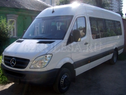Mercedes-Benz Sprinter 19м. (Белый)