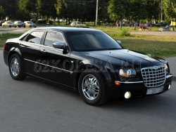 Chrysler 300C (Черный)